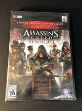 Assassin's Creed Syndicate [ Limited Edition ]  (PC / DVD-ROM) NEW