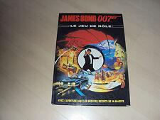 livre JAMES BOND 007 le jeu de rôle