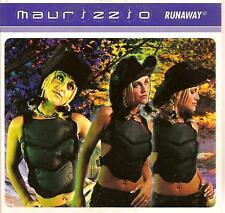 MAURIZZIO - runaway CDS!! eurodance 2000 BELGIUM RARE!!