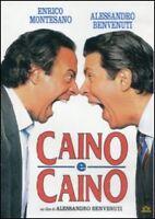 Dvd **CAINO E CAINO** con Enrico Montesano Alessandro Benvenuti nuovo 1992