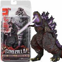 "Shin Godzilla Atomic Blast Movie 7"" Action Figure Toy Monster Gojira Kaiju Boxed"