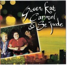 QUEEN KAT CARMEL & ST JUDE CD soundtrack 1999 oz aussie TV danny/peter sullivan
