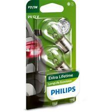 PHILIPS LongerLife EcoVision P21/5W 12V 21/5W BAY15d 2er Blister - 12499LLECOB2