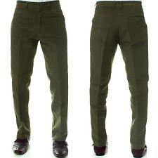 Mens Carabou Moleskin Work Hunting Walking Fishing Trousers Waist Size 32-46