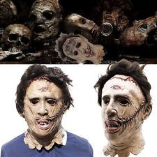 Texas Chainsaw Massacre Leatherface Killing Mask Full Overhead Horror Halloween