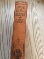 General Besserley's Puzzle Box E Phillips Oppenheim 1936