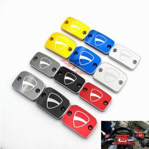 Brake Oil Fluid Reservoir Cover For Ducati Monster 695 696 S2R 800 795 796 759