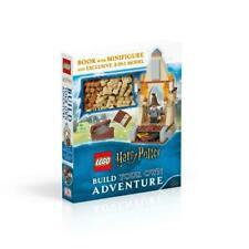 Build Own Adventure Lego Harry Potter Minifigure 2 in 1 Model Book 101 Bricks