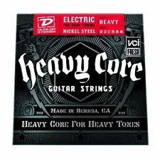 Dunlop 10-48 Heavy Core Nickel Wound Electric Guitar Strings Made in USA