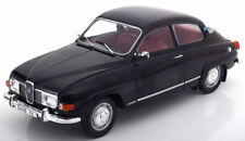 MCG 1971 Saab 96 V4 Black Color in 1/18 Scale. New Release! In Stock!