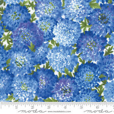 MODA Fabric ~ SUMMER BREEZE IV ~ Sentimental Studios (33281 13) - by 1/2 yard