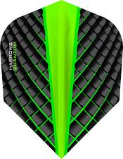 Harrows Quantum Dart Flights - Green