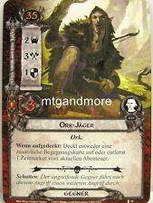 Lord of the Rings LCG  - 1x Ork-Jäger  #039 - Die Stimme Isengards