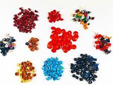 LEGO Minifigure Headgear Assorted lot- Batman, Ninjago, etc (8oz)