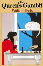 The Queen's Gambit - a Chess Novel (Chess Book)