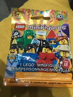 Lego Minifigure 71021 Series 18 Party 40 Years Minifigures IN-Hand