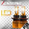 2x XENTRONIC H13 9008 LED Headlight Conversion Kit Hi Low Beam Lamp 6000K 7600LM