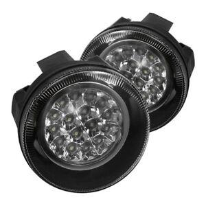 Spyder Auto LED Fog Lights w/Switch For 2001-2004 Dodge Dakota #5015570