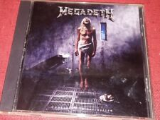 Megadeth Countdown to Extinction CD (1992 Capital Records)