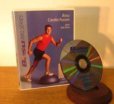 BOSU CARDIO FUSION Rob Glick fitness DVD dance moves 2009 exercise