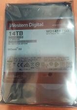 """Western Digital 14TB 7200RPM """"Red Pro"""" 3.5"""" Desktop Hard Drive  WD141KFGX"""