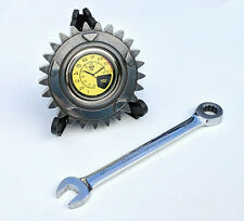Marussia F1 gear office desk accessory clock Formula 1 car part engineering gift