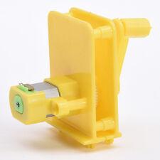 Hand-Cranked Dynamo Generator Mechanical Generator Reduction Gearbox Toys DIY