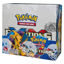 Pokemon TCG XY Evolutions Expansion Booster Box (SEALED, 36 packs)