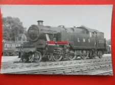 PHOTO  LMS 2-6-4T 2-6-4T  LOCO NO (4)2501