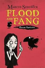 Flood and Fang (The Raven Mysteries - Book 1) (Paperback), Sedgwi...