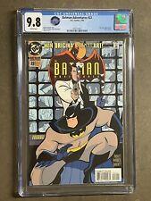 Batman Adventures #22 CGC 9.8 Alfred Pennyworth Collection