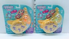 WowWee Fingerlings Minis Two 5 Piece Packs Elsa And Meg NEW In Sealed Package