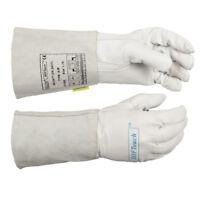 WELDAS SOFTouch, TIG Welding Gloves, Calfskin Leather, Very Soft, ALL SIZES