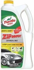 NEW TURTLE WAX T79 ZIP WAX VEHICLE 64OZ CAR WASH & WAX CLEANER 6907414