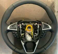 Genuine Ford S-Max Galaxy Edge Black Steering Wheel SST Non Heated 2015- 2164670