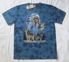 Native American Howling Wolves XL t-shirt