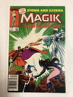 Magik X-men (1983) #  1 (NM) Canadian Price Variant 1st App