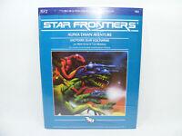 STAR FRONTIERS Alpha Dawn NEUF BLISTER SF2 1982 TSR Vintage RPG jeu d rôle Livre