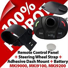 Parrot contrôle Bloc + DIRECTION BANDE + panneau MOOUNT + Batterie MKI9000