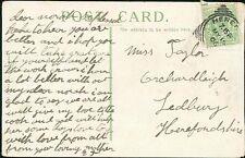 Morah Taylor. Orchardleigh, Ledbury, Herefordshire 1906 - Mother    RL.16