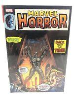 Marvel HORROR Omnibus Monsters Strange Tales Hulk More Marvel Comics HC New $150