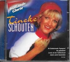 TINEKE SCHOUTEN - Hollands Glorie CD Album 18TR (CNR) Holland 2001