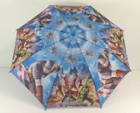 Marvel Avengers Boys Kids Umbrella Kids Gift with Whistle