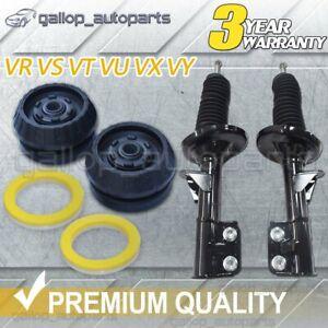 Front Struts Holden Commodore VR VS VT VU VX VY Shock Absorber Strut Mount Kit