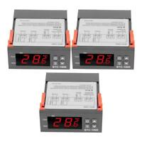 Hot 12V/24V/110V/220V STC-1000 Digital Display Temperature Controller Thermostat