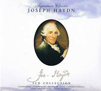 "Signature Classics ""JOSEPH HAYDN"" 5CD-Box Collection NEU & OVP ZYX Music 2008"