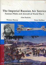 Imperial Russian Air Service : Famous Pilots Aircraft World War I History Badge