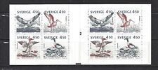 SWEDEN -1978a - MNH - BOOKLET - 1992 - BIRDS OF THE BALTIC SHORE