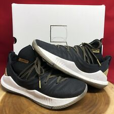 Under Armour Steph Curry 5 Size 5.5y Championship Black 3020741-001