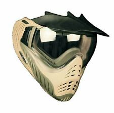 V-Force Profiler Thermal Lense Paintball Mask - Dual Olive Drab Desert Tan Swamp